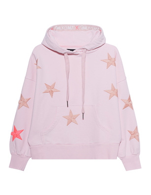 PAUL X CLAIRE Cosmos Sweater Rose