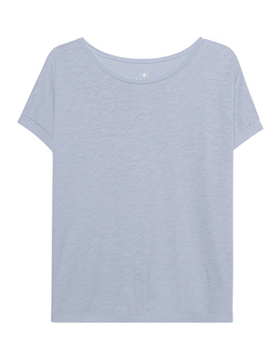 JUVIA Crew Neck Ice Blue