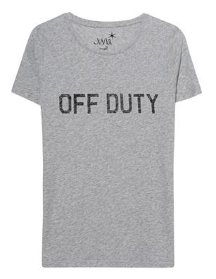 JUVIA Off Duty Light Grey