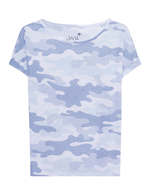 JUVIA Camouflage Light-Blue