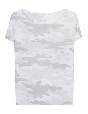 JUVIA Boxy Camouflage Grey