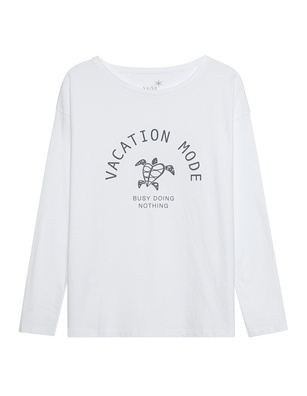 JUVIA Vacation Mode White