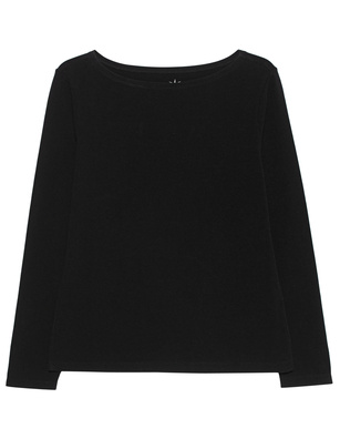 JUVIA Modal Jersey Black