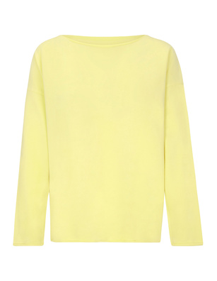 JUVIA Crewneck Oversize Lemon Yellow