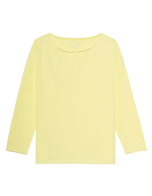 JUVIA Oversize Rolled Up Yellow