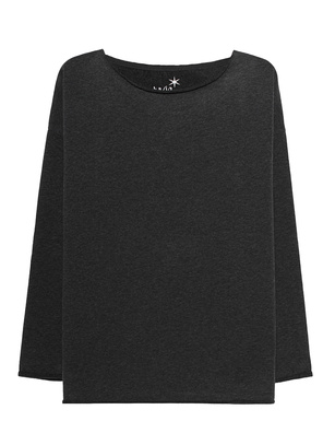 JUVIA Sweat Crew Neck Anthracite