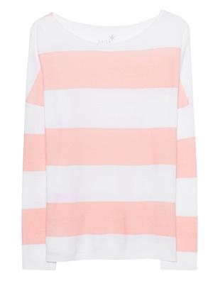 JUVIA Cotton Stripes Apricot