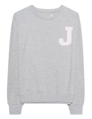 JUVIA J Embroidery Grey