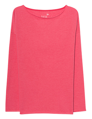 JUVIA Sweat Crew Neck Berry Red