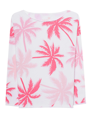 JUVIA Palm Tree White