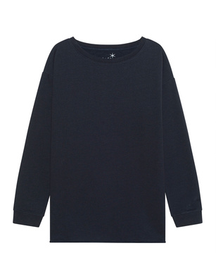 JUVIA Fleece Boyfriend Navy