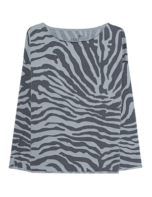 JUVIA Devore Zebra Multicolor