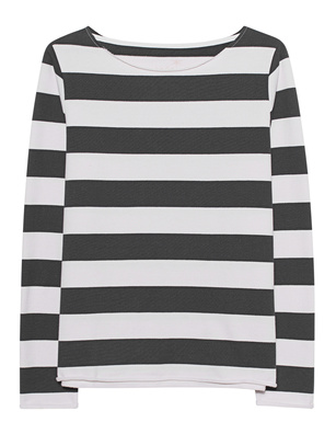 JUVIA Fleece Block Stripes Multicolor