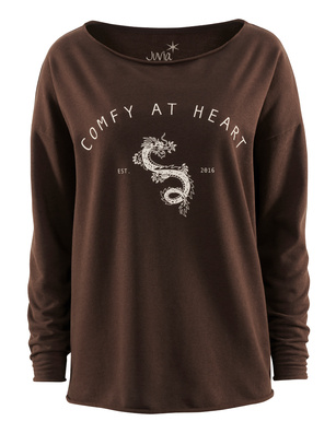 JUVIA Comfy At Heart Espresso Brown