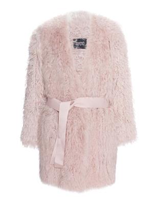 SLY 010 Lamb Fur Rose