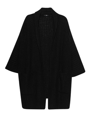 SLY 010 Oversize Knit Black