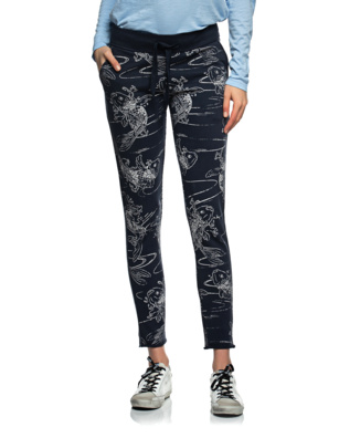 JUVIA Koi Slim Fit Navy