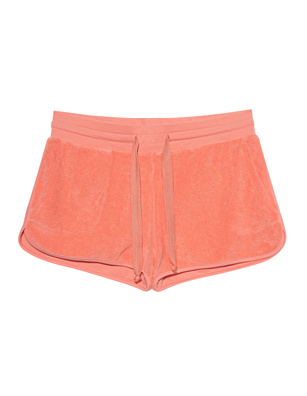 JUVIA Frottee Short Flamingo