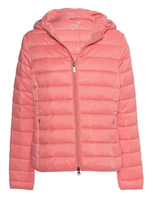 JUVIA Light Down Hood Coral
