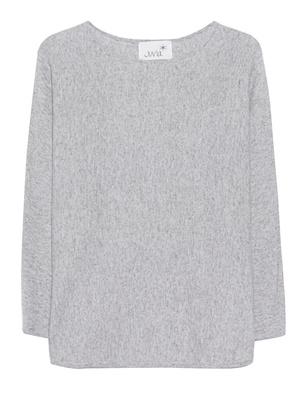 JUVIA Fine Knit Light Grey