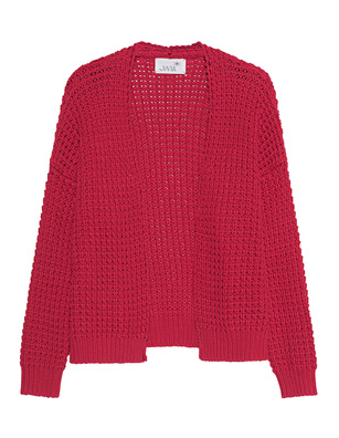 JUVIA Cosy Knit Red