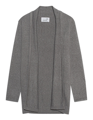 JUVIA Knit Wool Cashmere Elephant Grey
