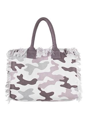 JUVIA Fringes Camouflage Lilac