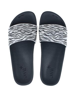 JUVIA Rubber Zebra