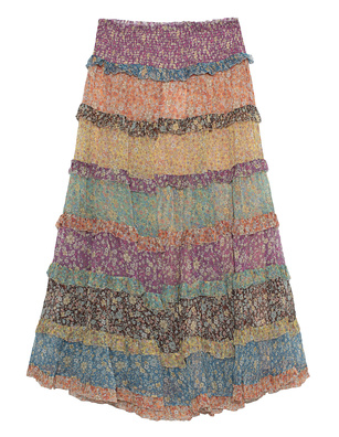 ZIMMERMANN Maxi Carnaby Multicolor
