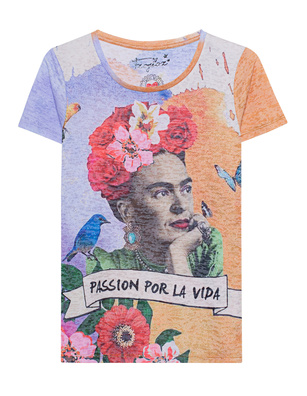 FROGBOX Frieda Kahlo Multicolor
