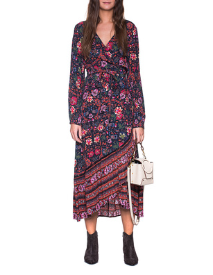 FROGBOX Maxi Boho Flower Multicolor