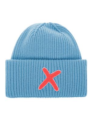 PAUL X CLAIRE Knit X Patch Blue