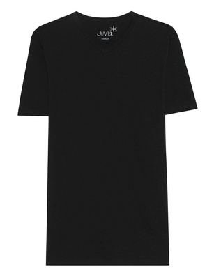JUVIA V-Neck Black