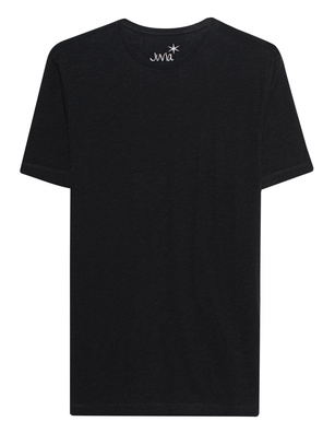 JUVIA Crew Neck Black
