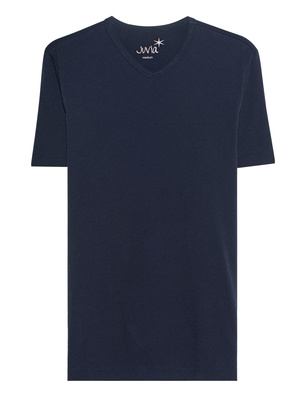JUVIA V Neck Navy