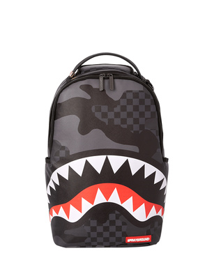 SPRAYGROUND 3 AM Shark Anthracite