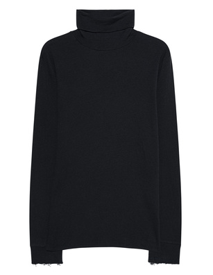 JUVIA Turtleneck Black
