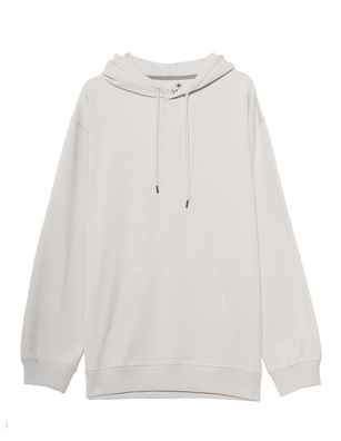 JUVIA Clean Fleece Light Grey