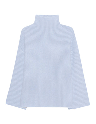 SLY 010 Turtle Knit Lightblue