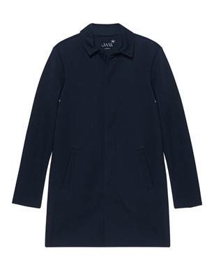 JUVIA Coat Navy Blue