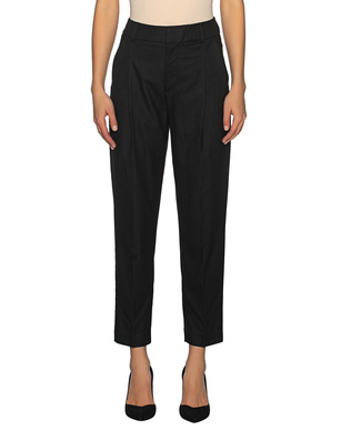 ANINE BING Becky Pants Black