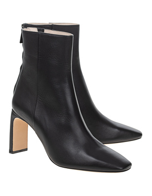 ANINE BING Gianna Heel Leather Black