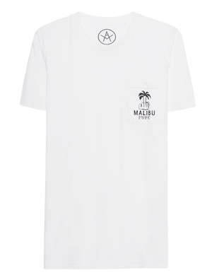 LOCAL AUTHORITY L.A. FUFC Palm Pocket White