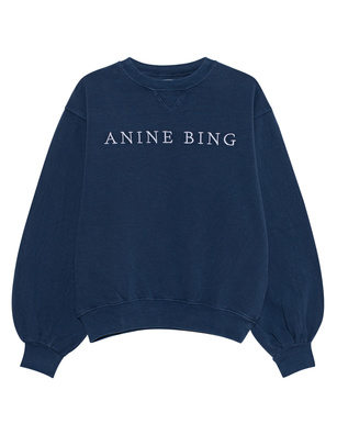 ANINE BING Esme Vintage Navy