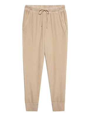 AG Jeans Training Pant Velvet Camel