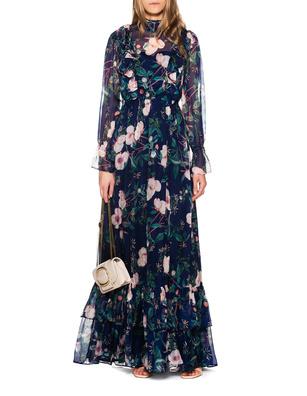 By Malina Ava Dress Azur Blue