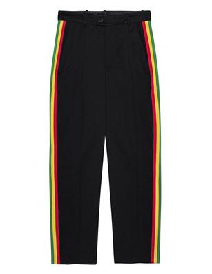 ADAPTATION Tailored Stripe Black
