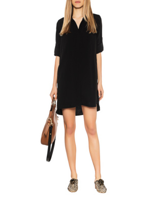 bella dahl Dahl Dress Black