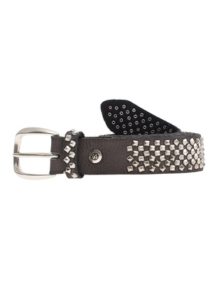 B.Belt Vintage Stud Anthracite