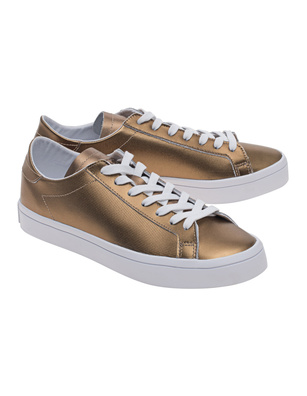 ADIDAS ORIGINALS Court Vantage Copper Metallic